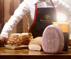 We use only Boar's Head Premium Meats and Cheeses!